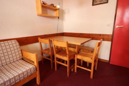 Location au ski Appartement 1 pièces 4 personnes (366) - Résidence Grande Ourse - Peisey-Vallandry - Séjour