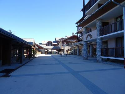Location au ski Residence Grande Ourse - Peisey-Vallandry - Extérieur hiver