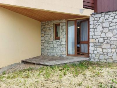 Location au ski Résidence l'Aigle - Peisey-Vallandry - Extérieur hiver