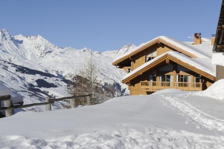 Location au ski Résidence l'Orée des Neiges - Peisey-Vallandry - Extérieur hiver