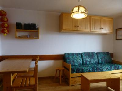 Rent in ski resort 2 room apartment 5 people (3514) - Résidence la Grande Ourse - Peisey-Vallandry - Living room