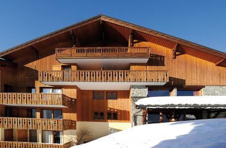 Location au ski Residence Lagrange L'arollaie - Peisey-Vallandry - Extérieur hiver