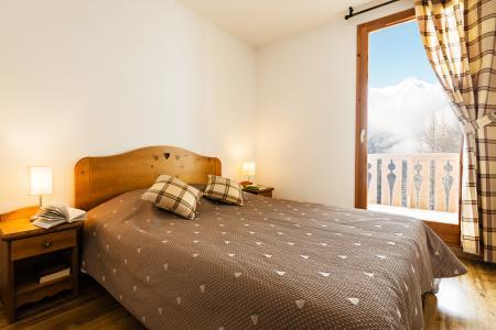 Rent in ski resort Résidence Lagrange l'Arollaie - Peisey-Vallandry - Bedroom