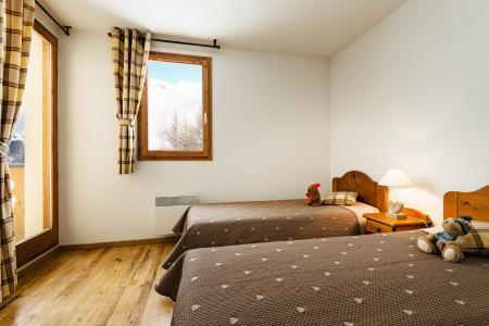 Location au ski Residence Lagrange L'arollaie - Peisey-Vallandry - Chambre