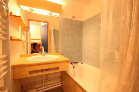 Location au ski Appartement 2 pièces 5 personnes (10) - Residence Le Cret De L'ours 1 - Peisey-Vallandry