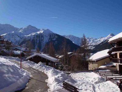 Location au ski Appartement 2 pièces 4 personnes (37) - Residence Le Cret De L'ours 1 - Peisey-Vallandry