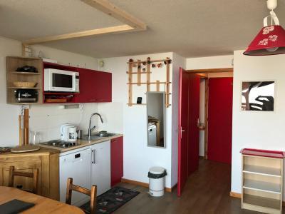 Location au ski Studio coin montagne 5 personnes (77) - Résidence le Crêt de l'Ours 1 - Peisey-Vallandry