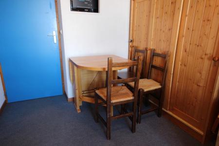 Location au ski Studio coin montagne 4 personnes (77) - Residence Le Cret De L'ours 1 - Peisey-Vallandry - Banquette
