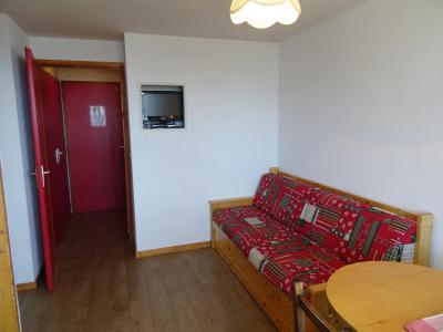 Location au ski Studio coin montagne 5 personnes (77) - Résidence le Crêt de l'Ours 1 - Peisey-Vallandry - Appartement