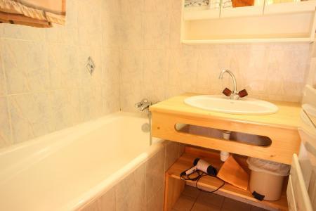 Location au ski Appartement 4 pièces mezzanine 8 personnes (100) - Residence Le Cret De L'ours 2 - Peisey-Vallandry