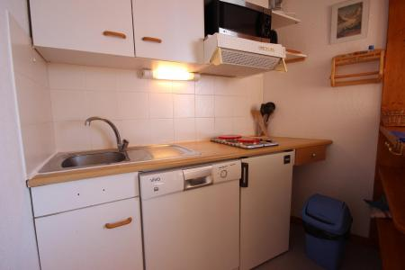 Location au ski Appartement 2 pièces 4 personnes (007) - Résidence le Crêt de l'Ours 2 - Peisey-Vallandry - Cuisine