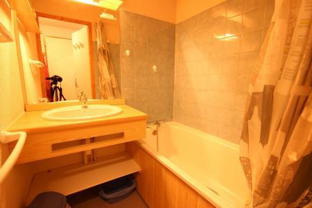 Location au ski Appartement 2 pièces 4 personnes (007) - Residence Le Cret De L'ours 2 - Peisey-Vallandry - Salle de bains