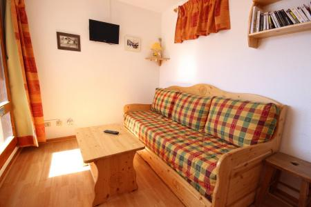 Location au ski Appartement 2 pièces 4 personnes (007) - Residence Le Cret De L'ours 2 - Peisey-Vallandry - Séjour