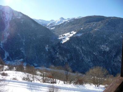 Location au ski Appartement 2 pièces 6 personnes (057) - Residence Le Rey - Peisey-Vallandry - Extérieur hiver