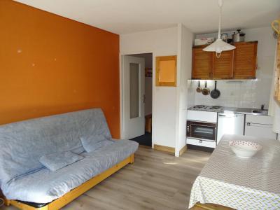 Location au ski Appartement 2 pièces 6 personnes (057) - Residence Le Rey - Peisey-Vallandry - Canapé