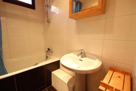 Location au ski Appartement 2 pièces 6 personnes (057) - Residence Le Rey - Peisey-Vallandry - Salle de bains