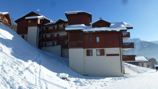 Location au ski Residence Les Clarines - Peisey-Vallandry