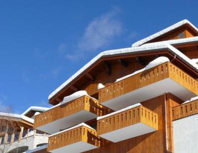 Бронирование апартаментов на лыжном куро Résidence les Cordettes