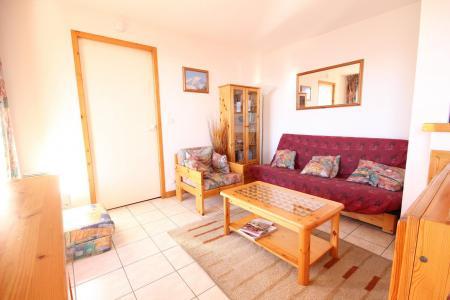Location au ski Appartement 4 pièces 8 personnes (05) - Residence Les Presles - Peisey-Vallandry - Séjour