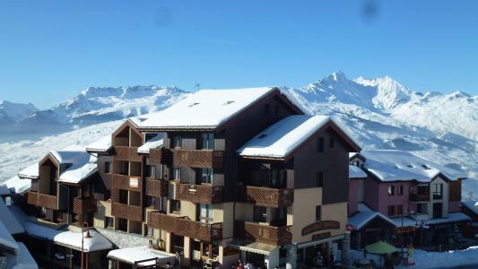 Ski en famille Résidence les Soldanelles
