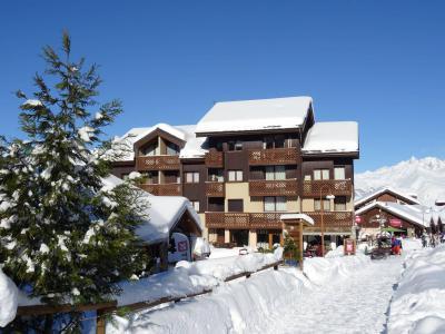 Location au ski Résidence les Soldanelles - Peisey-Vallandry