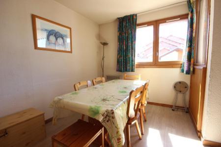 Location au ski Appartement 2 pièces coin montagne 6 personnes (26) - Résidence les Soldanelles - Peisey-Vallandry - Séjour