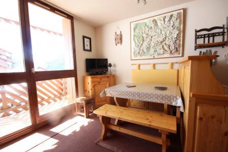 Location au ski Studio coin montagne 4 personnes (38) - Résidence les Soldanelles - Peisey-Vallandry - Séjour