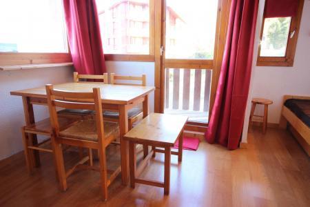 Location au ski Studio 4 personnes (420) - Résidence Michailles - Peisey-Vallandry - Appartement