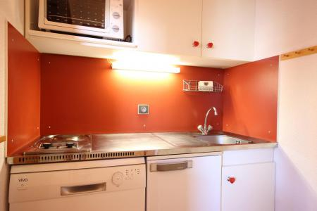 Location au ski Studio 4 personnes (420) - Résidence Michailles - Peisey-Vallandry - Cuisine