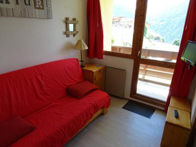Location au ski Studio cabine 4 personnes (205) - Résidence Michailles - Peisey-Vallandry - Appartement