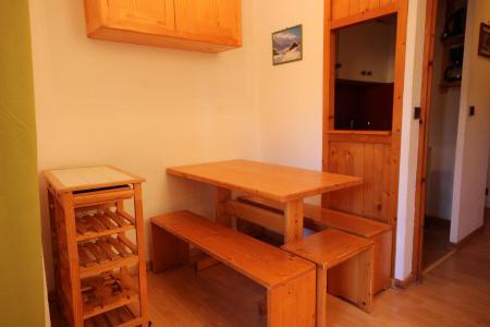 Location au ski Studio cabine 4 personnes (419) - Résidence Michailles - Peisey-Vallandry - Séjour