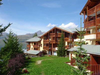 Location au ski Appartement 2 pièces coin montagne 6 personnes (4403) - Residence Neige Et Soleil D - Peisey-Vallandry