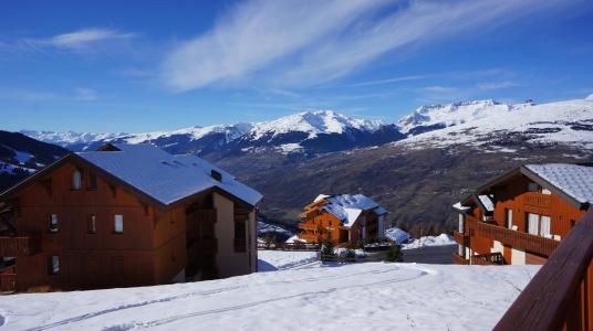 Location au ski Appartement 2 pièces coin montagne 7 personnes - Résidence Petite Ourse A - Peisey-Vallandry - Extérieur hiver