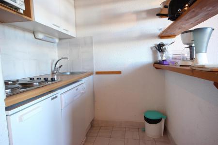 Location au ski Appartement 2 pièces coin montagne 7 personnes - Résidence Petite Ourse A - Peisey-Vallandry - Cuisine