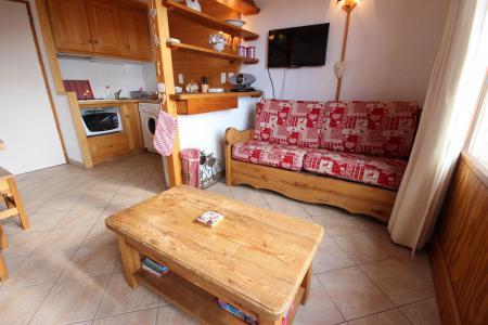 Location au ski Appartement 3 pièces cabine 7 personnes - Résidence Petite Ourse A - Peisey-Vallandry - Appartement