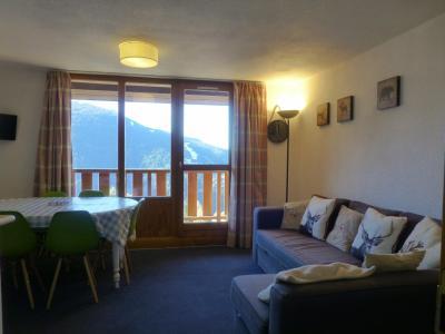 Location au ski Appartement duplex 3 pièces coin montagne 8 personnes (91) - Residence Petite Ourse - Peisey-Vallandry - Coin repas