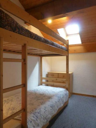 Location au ski Appartement duplex 3 pièces coin montagne 8 personnes (91) - Residence Petite Ourse - Peisey-Vallandry - Lits superposés