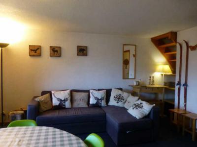 Location au ski Appartement duplex 3 pièces coin montagne 8 personnes (91) - Residence Petite Ourse - Peisey-Vallandry - Séjour