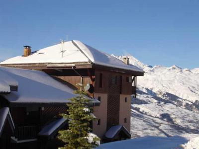 Location au ski Appartement duplex 3 pièces coin montagne 8 personnes (91) - Residence Petite Ourse - Peisey-Vallandry - Extérieur hiver