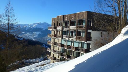 Location au ski Residence Plein Sud - Peisey-Vallandry - Extérieur hiver