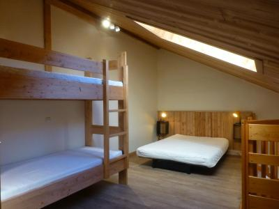 Rent in ski resort 3 room apartment sleeping corner 6 people (5239) - Résidence Praz de l'Ours B - Peisey-Vallandry - Apartment