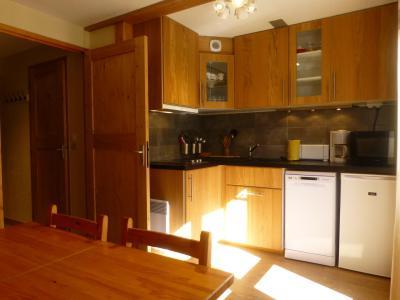 Rent in ski resort 3 room apartment sleeping corner 6 people (5239) - Résidence Praz de l'Ours B - Peisey-Vallandry - Kitchenette