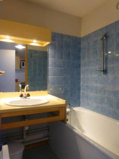 Location au ski Appartement 2 pièces 4 personnes (98) - Residence Praz De L'ours B - Peisey-Vallandry - Salle de bains