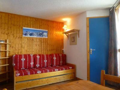 Location au ski Appartement 2 pièces 4 personnes (98) - Residence Praz De L'ours B - Peisey-Vallandry - Séjour