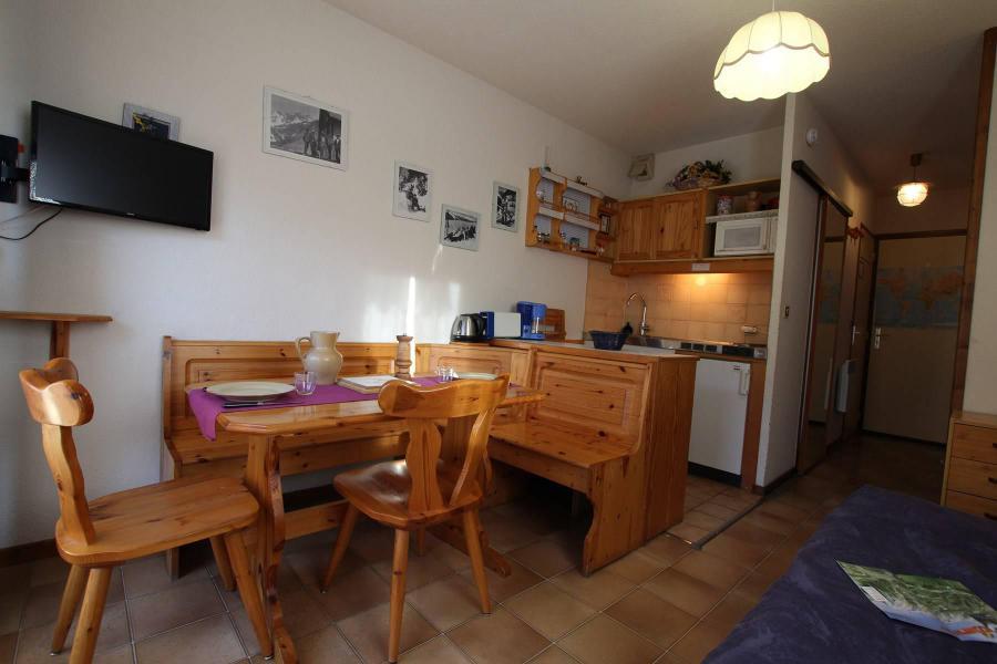 Location au ski Studio coin montagne 4 personnes (13) - Chalet du Bialley - Pelvoux