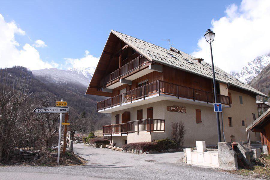 Аренда на лыжном курорте Квартира студия со спальней для 4 чел. (13) - Chalet du Bialley - Pelvoux