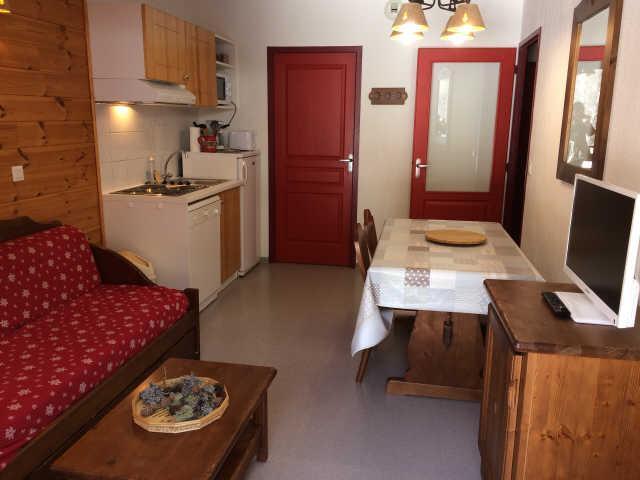 Location au ski Appartement 2 pièces coin montagne 6 personnes (443) - La Residence Le Palatin - Pelvoux - Séjour