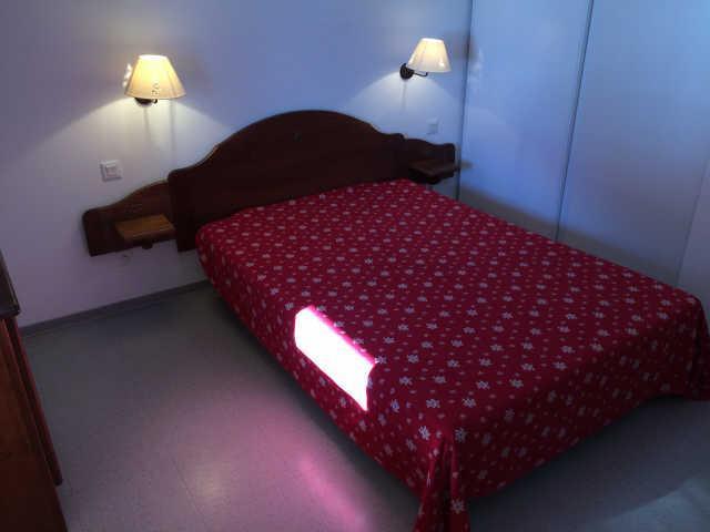 Location au ski Appartement 2 pièces coin nuit 6 personnes (466) - La Residence Le Palatin - Pelvoux - Lit double