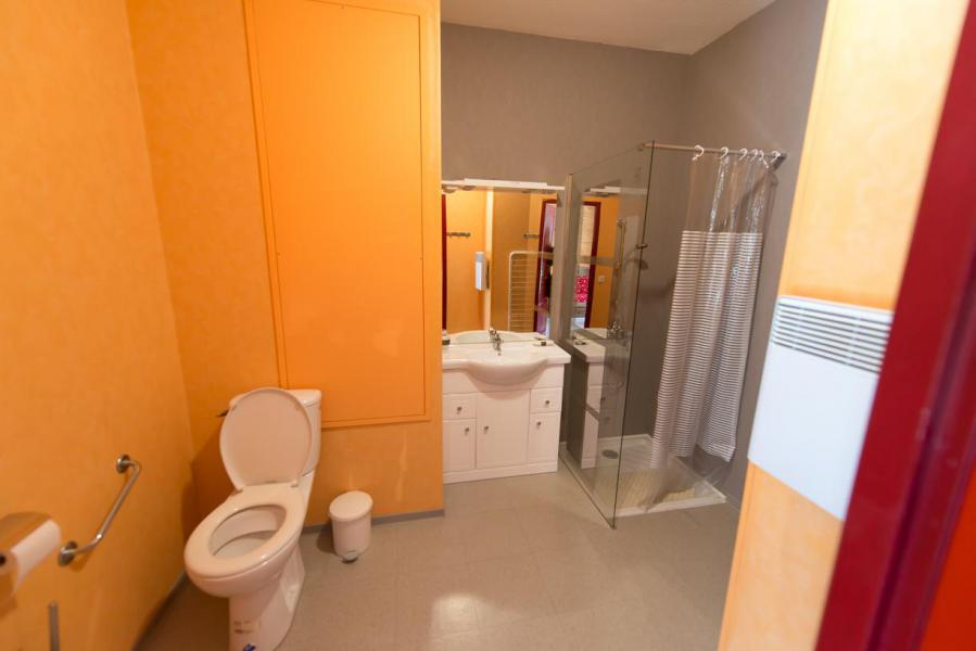 Location au ski Studio coin nuit 4 personnes (439) - La Residence Le Palatin - Pelvoux - Salle de bains