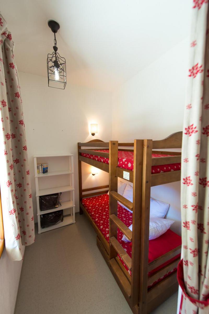 Rent in ski resort Studio sleeping corner 4 people (439) - La Residence Le Palatin - Pelvoux - Bunk beds